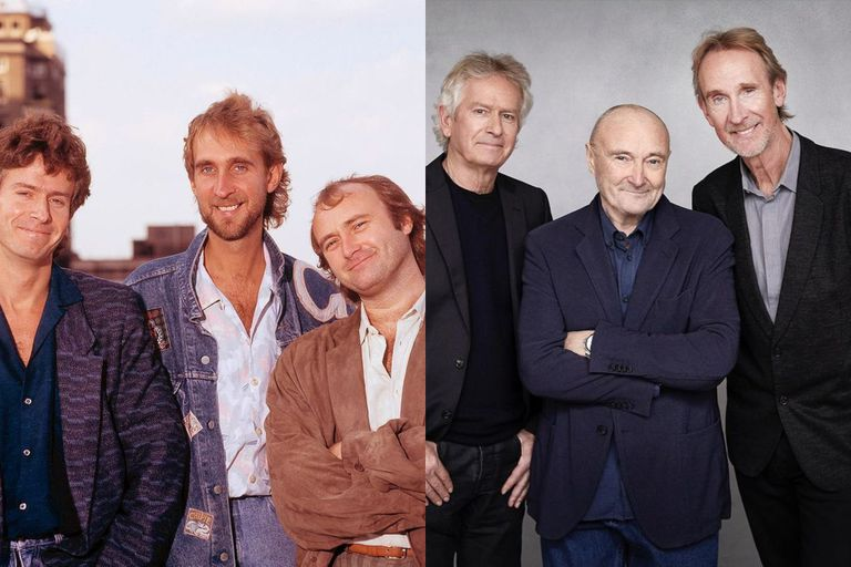 Genesis y el regreso menos imaginado: los problemas de salud de Phil Collins y un show tibio