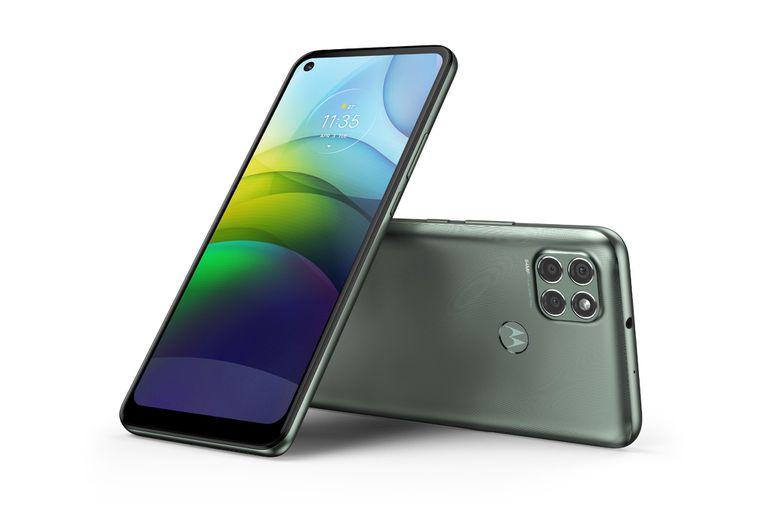 Moto G9 Power: Motorola lanza en la Argentina su celular con 6000 mAh de batería