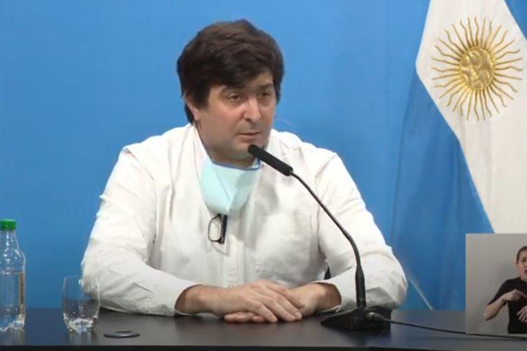 El experto en temas agropecuarios Gabriel Delgado será interventor de Vicentin