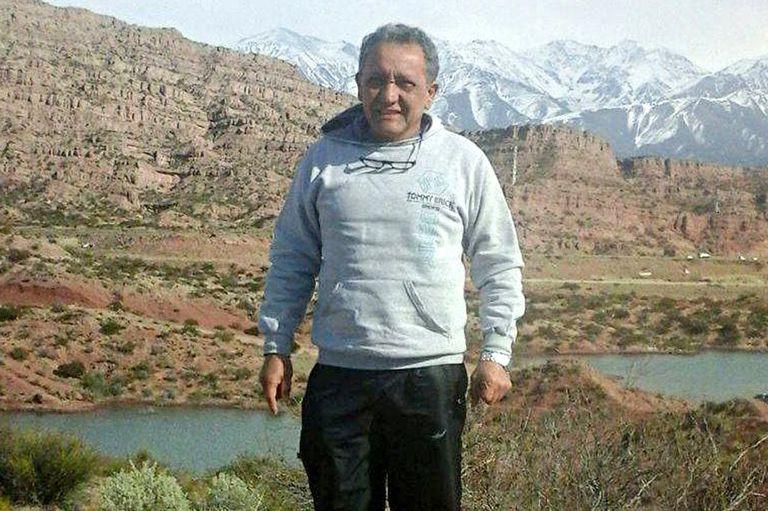 Oscar Centeno (exchofer de Roberto Baratta)