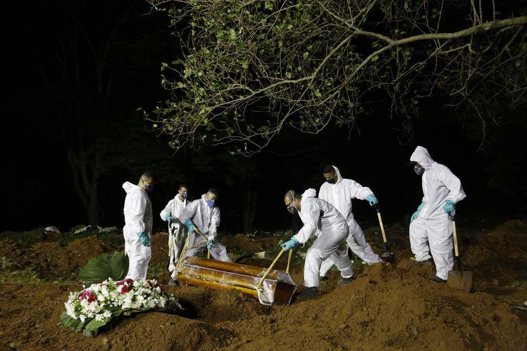 América Latina se convirtió en la región del mundo más afectada por la pandemia en todo el mundo