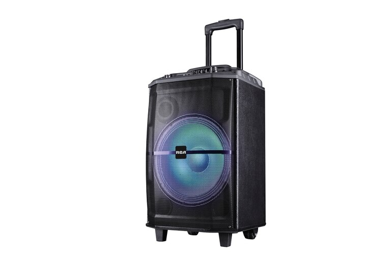 Parlante carry-on, RCA, $4299