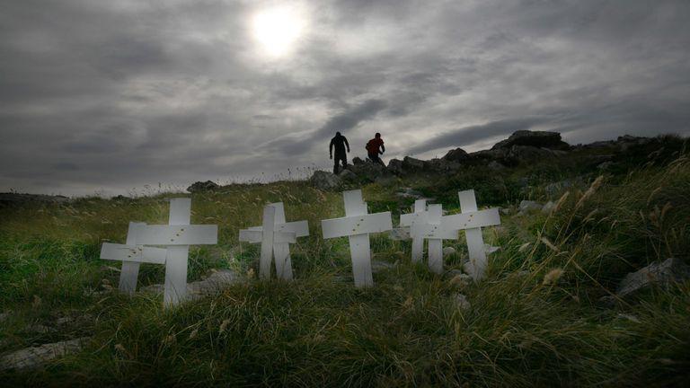 En la guerra de Malvinas, que duró 74 días, murieron 649 argentinos