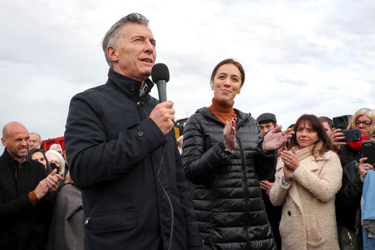 """Macri se mostró optimista ante las """"oportunidades"""" para exportar"""