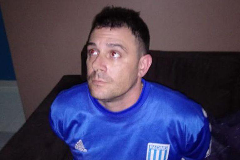 Adrián Dario Georgitsopoulos, el presunto jefe de la banda