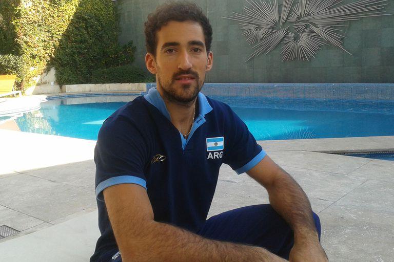 Nicolás Bruno, el mejor del debut ante Cuba