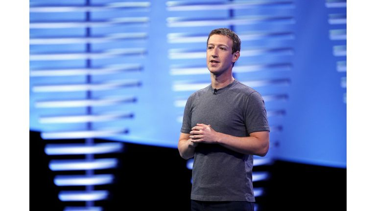 Mark Zuckerberg, fundador de Facebook, en abril del año último, durante la Conferencia F8 que organiza la compañía