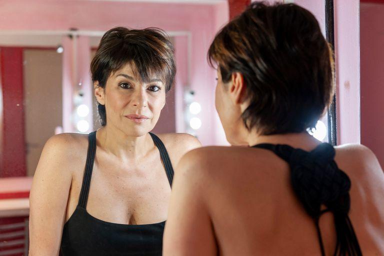 """Carolina Papaleo: """"Que me digan actriz K es reducirme a una mínima expresión"""""""
