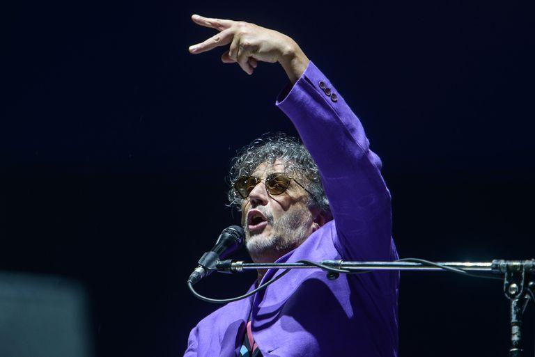 Fito Páez lanzó su nuevo disco el viernes pasado, el día de su cumpleaños
