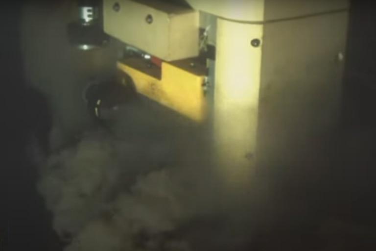 China transmitió en vivo las imágenes de su nuevo sumergible tripulado de aguas profundas que llegó al fondo de la Fosa de las Marianas como parte de una misión histórica en el valle submarino más recóndito del planeta