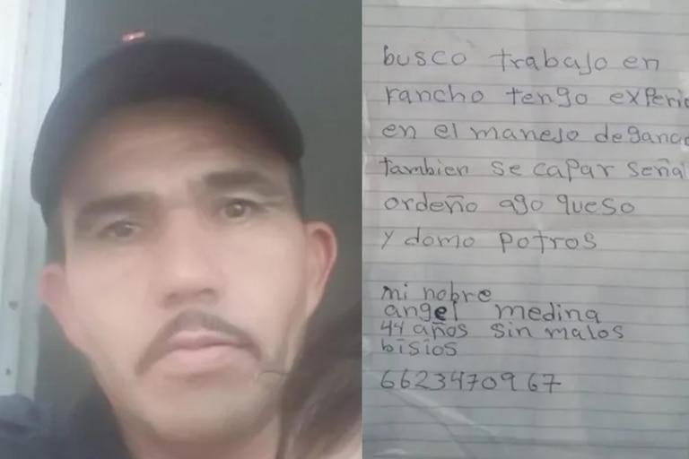 Un hombre hizo su currículum a mano, lo pegó en la calle y recibió más de 30 propuestas de trabajo