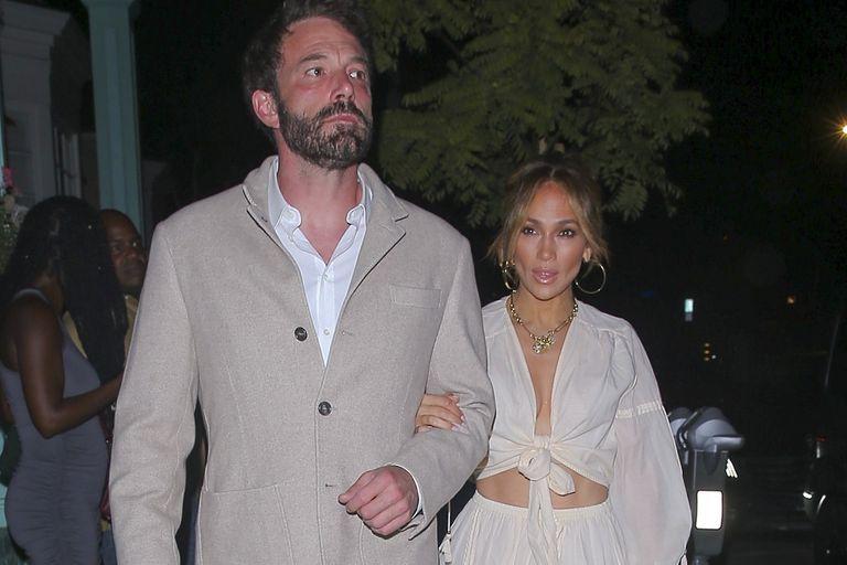 Ben Affleck celebró su cumpleaños sin Jennifer Lopez