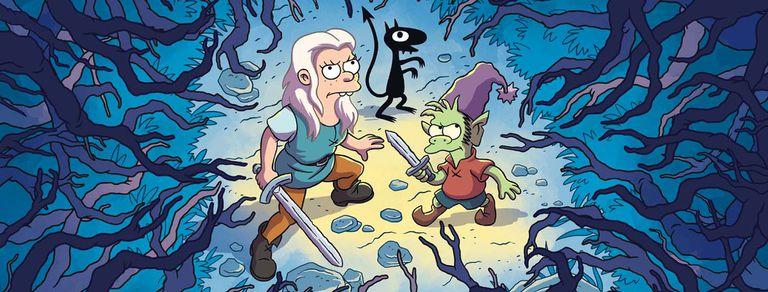 Llega a Netflix la nueva serie de Matt Groening