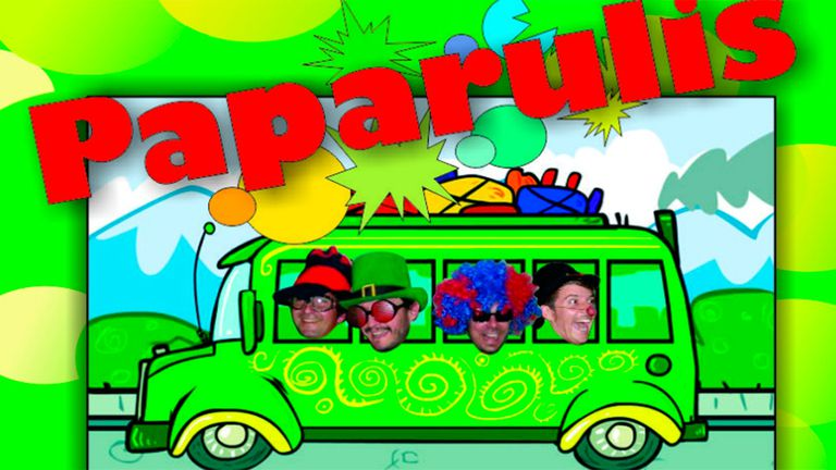 Paparulis, una de las propuestas del Teatro Don Bosco para estas vacaciones de invierno