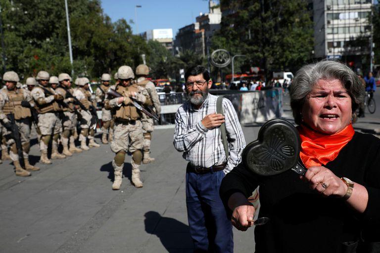 Qué pasa en Chile hoy: las cifras de las protestas que ya llevan seis días