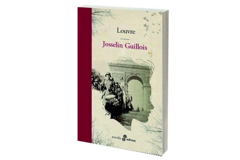 Reseña: Louvre, de Josselin Guillois