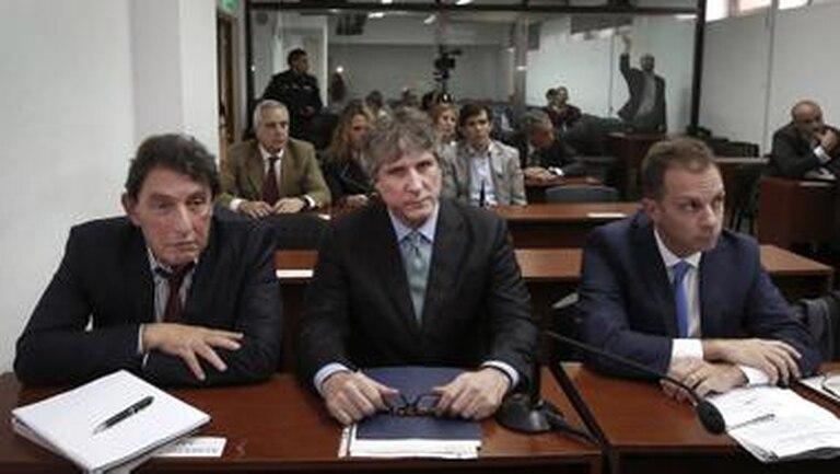 Boudou ya fue condenado por Ciccone; ahora vuelve a estar en el banquillo por otras dos causas
