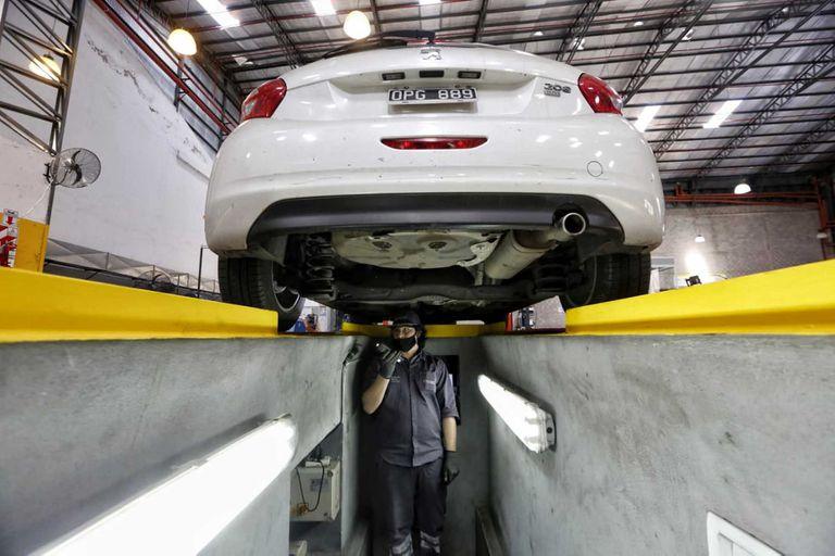 Los turnos de la próxima semana de la Verificación Técnica Vehicular serán reprogramados al igual que el resto de los trámites