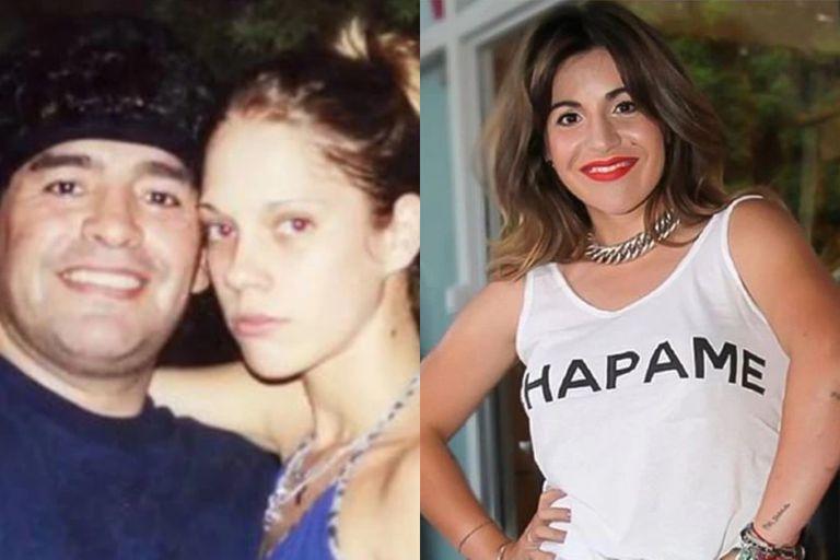 Gianinna Maradona reaccionó con fuertes palabras a la entrevista de Mavys Álvarez que transmitió Intrusos