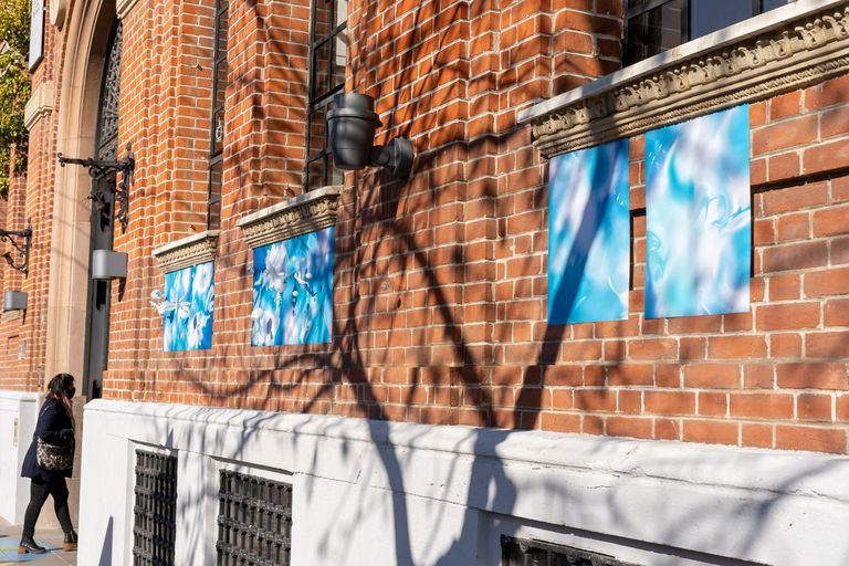 El sábado próximo el Museo de Arte Moderno de Buenos Aires realizará la quinta edición del proyecto Mi vereda, en la fachada de su sede de la Avenida San Juan 350