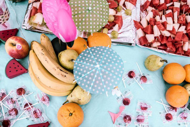 Frutas y verduras, la mejor opción