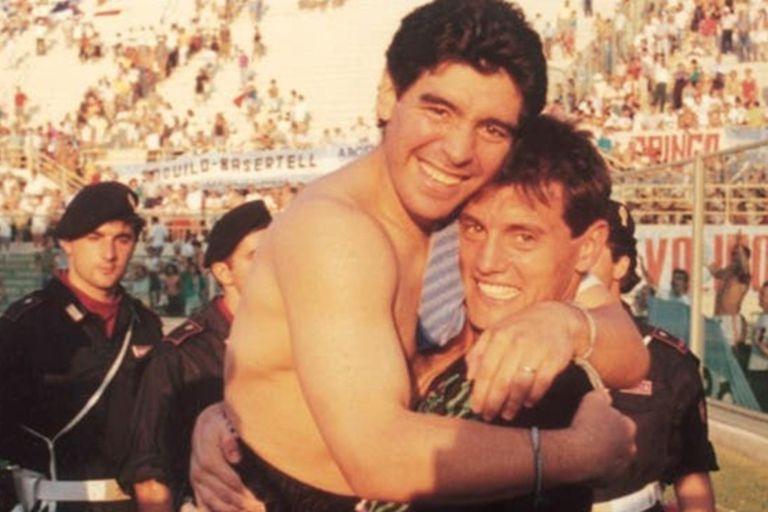 La confesión de Goycochea sobre el polémico doping positivo de Maradona