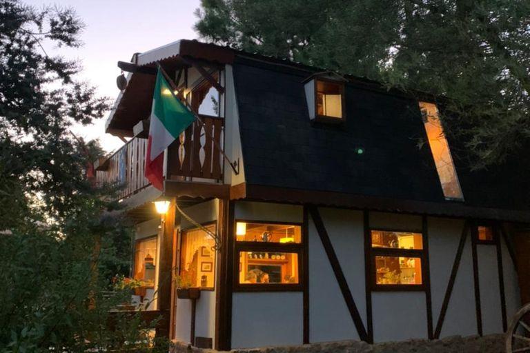 Villa Alpina: la casa de té que una pareja abrió con recetas de sus abuelos