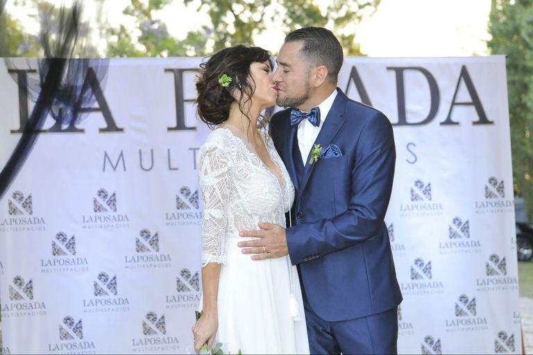 La gran fiesta de casamiento de Mercedes Funes y Cecilio Flematti