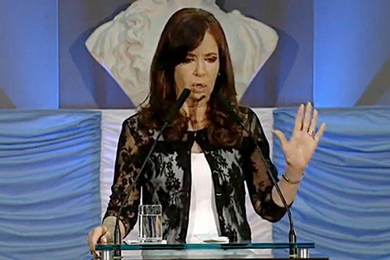 Cristina habló en el Museo del Bicentenario