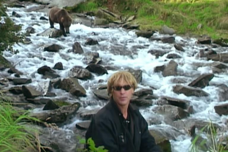 """El conservacionista se sentía """"el guardián"""" de los osos grizzly o grises"""