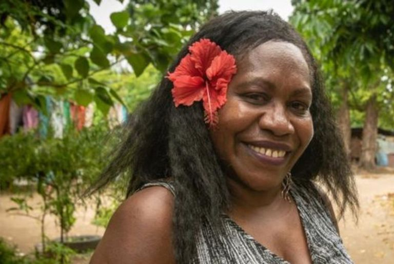 Los pueblos rurales de Vanuatu son muy numerosos y carecen de atención médica permanente.