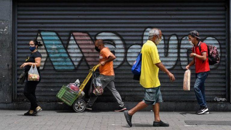 Los US$5000 millones que Venezuela no recibe porque el gobierno y la oposición no se ponen de acuerdo