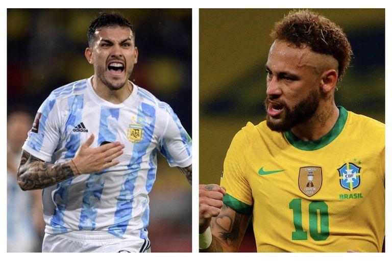 La coincidencia entre Leo Paredes y Neymar que se celebró en el PSG
