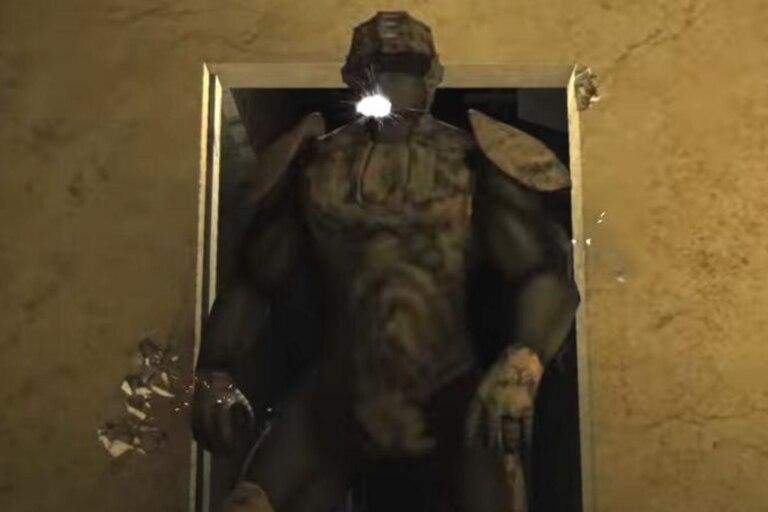 El exoesqueleto Talos en un video promocional