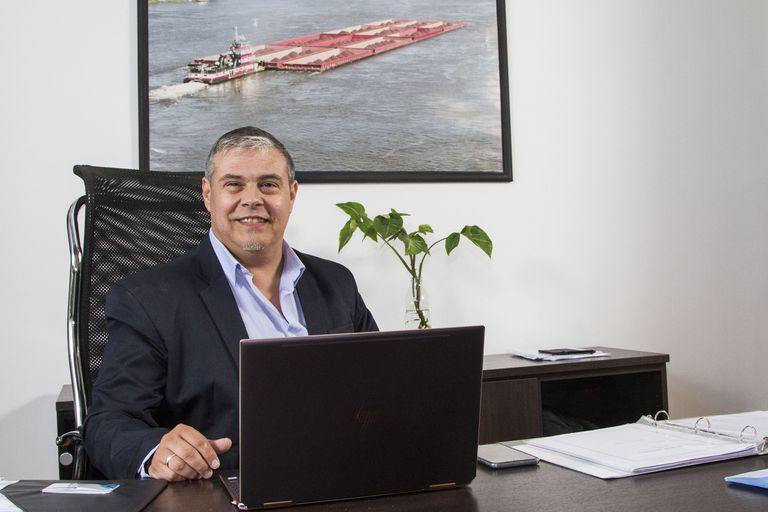 """Alex Torriglia: """"Las grandes empresas solo venían y se instalaban en Brasil y México, y esto lo vi como una oportunidad. Hasta ahora, en la Argentina, el 90% de los movimientos los acaparaba una sola empresa, mientras que en México hay más de 500 que ofrecen el servicio; esto tiene que ver por"""