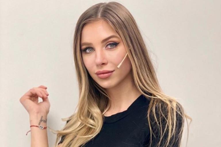 Romina Malaspina es una de las famosas que cobra en dólares por enviar mensajes personalizados a sus seguidores
