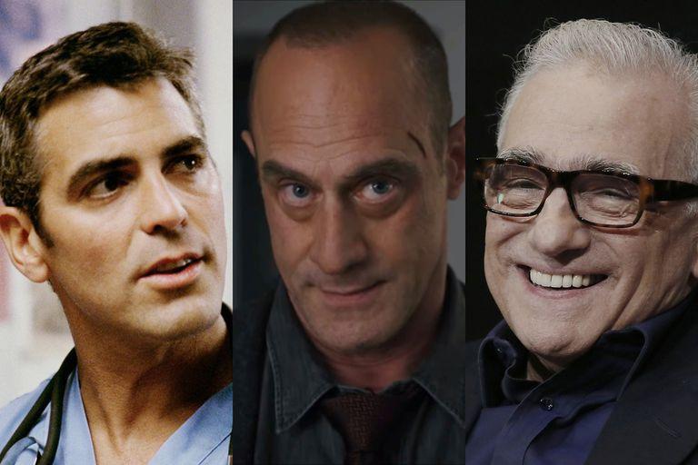 La reunión de ER, una declaración de amor inesperada y lo nuevo de Scorsese