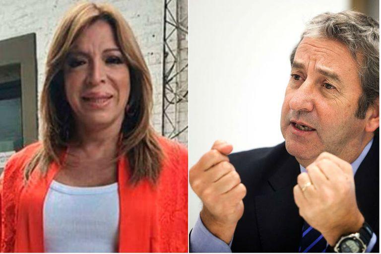 El encuentro entre Lizy Tagliani y Julio Cobos que terminó en un papelón