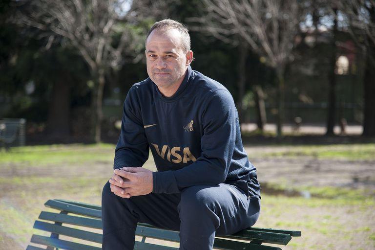 Fernández Miranda reconoce un déficit antes del gran duelo contra los All Blacks