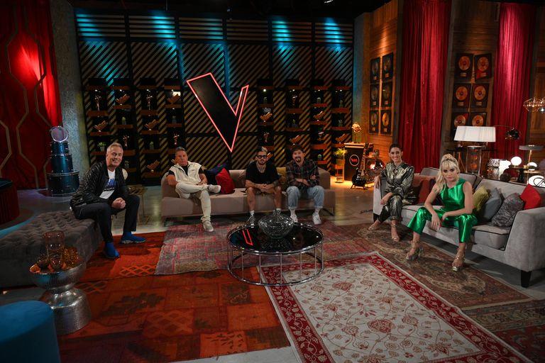 La Voz se emitirá de domingo a jueves, a las 22.30, por Telefe