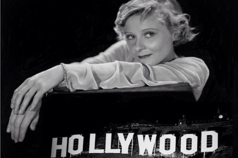 La trágica y corta vida de la actriz Peg Entwistle que inspira Hollywood