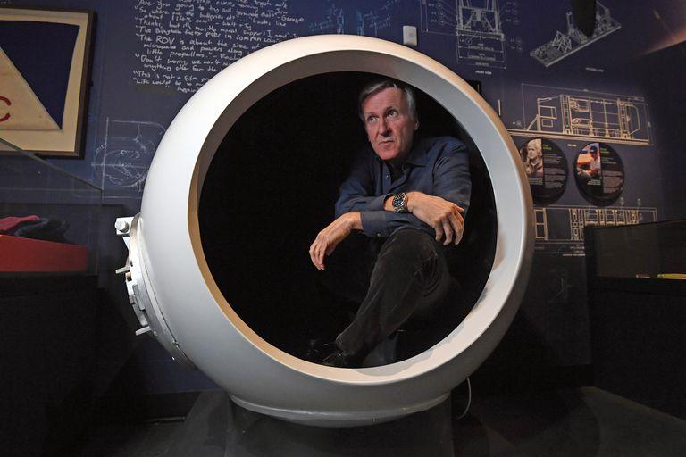 James Cameron, un cineasta en el futuro