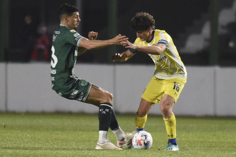 Sarmiento vs Central