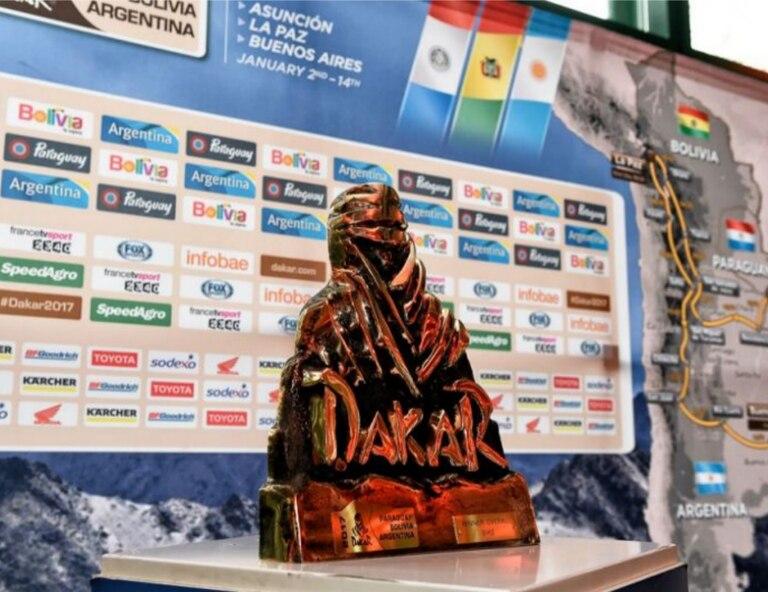La nueva edición del Dakar fue presentada en sociedad en París
