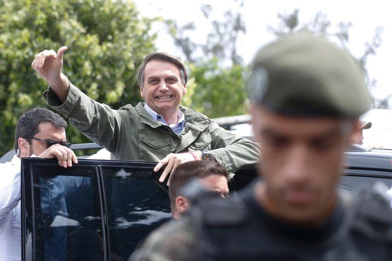 Del chaleco antibalas a las Fake News: perlitas durante el ballottage en Brasil