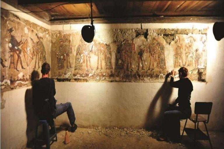 Hallazgo: reformaba el living de su casa y encontró un invaluable tesoro maya