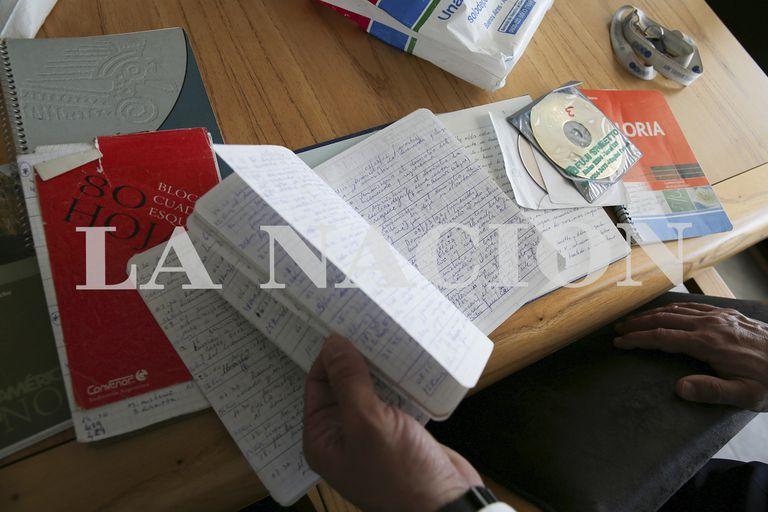 Los empresarios Gerardo Ferreyra y Néstor Otero, ambos involucrados los cuadernos, iniciaron la denuncia