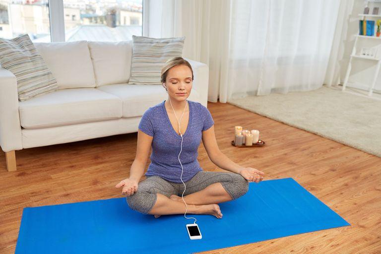 Las apps para meditar hacen bien, pero no hay que dejarse llevar por ellas