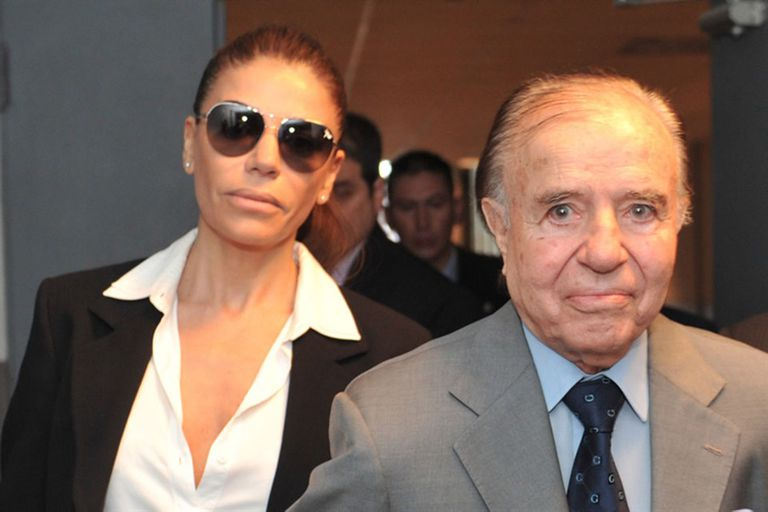 "Zulemita Menem celebró en Twitter la absolución de su padre: ""Todo pasa"""