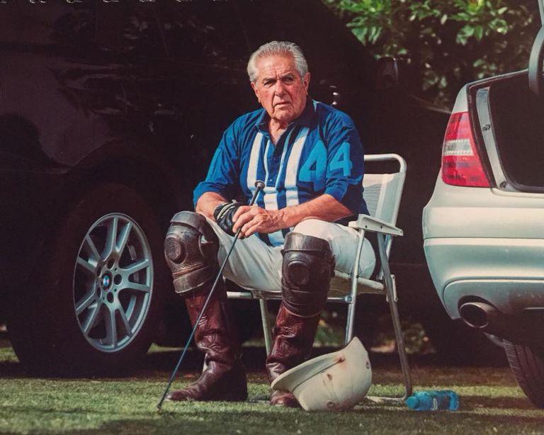 Luto en el polo. Murió Frankie Dorignac, símbolo de Santa Ana y gran dirigente